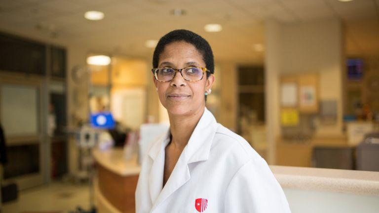 "Dr. Allison McLarty – ""Trailblazing Long Island black woman doctor"""